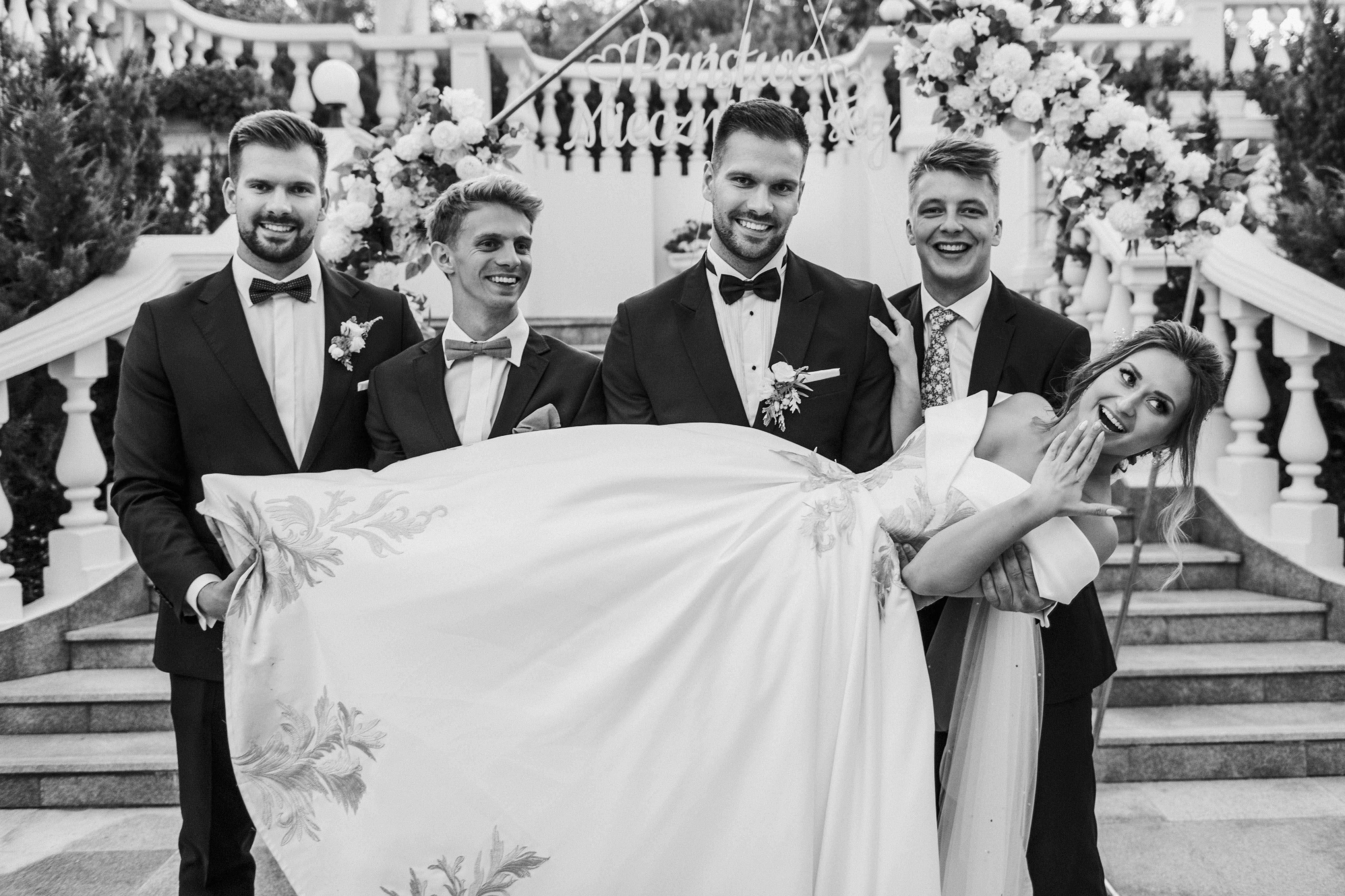 wesele wHotelu Windsor